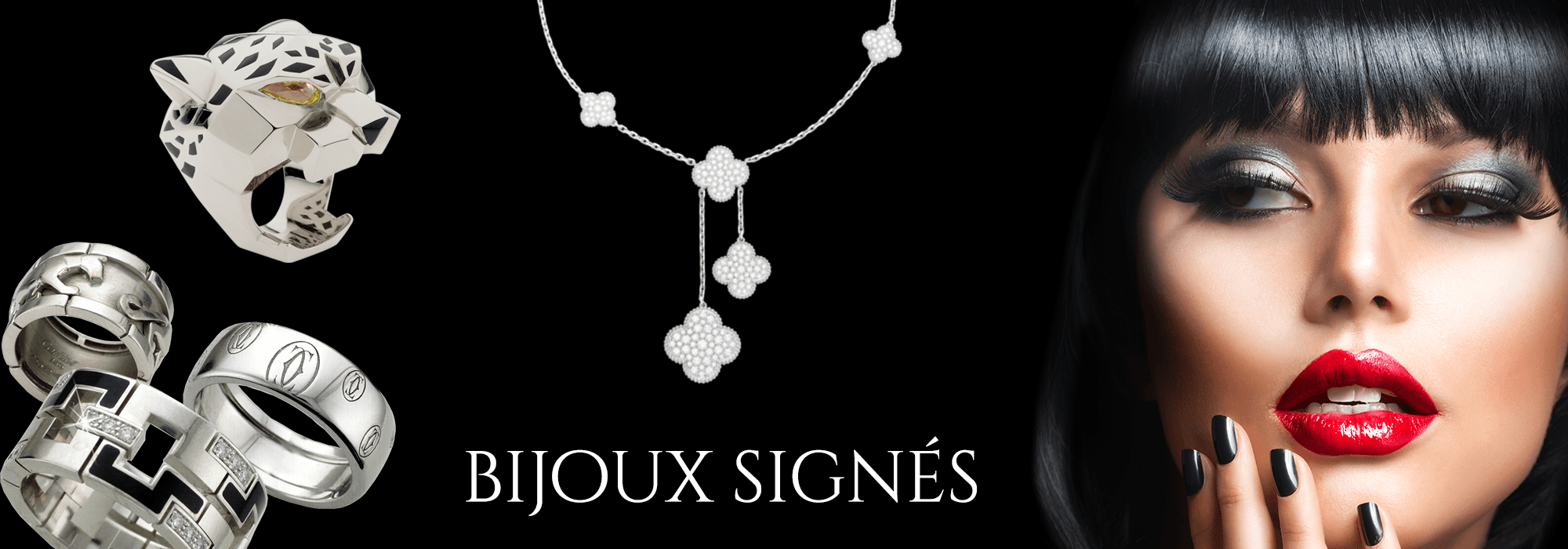 bijoux de grande marques