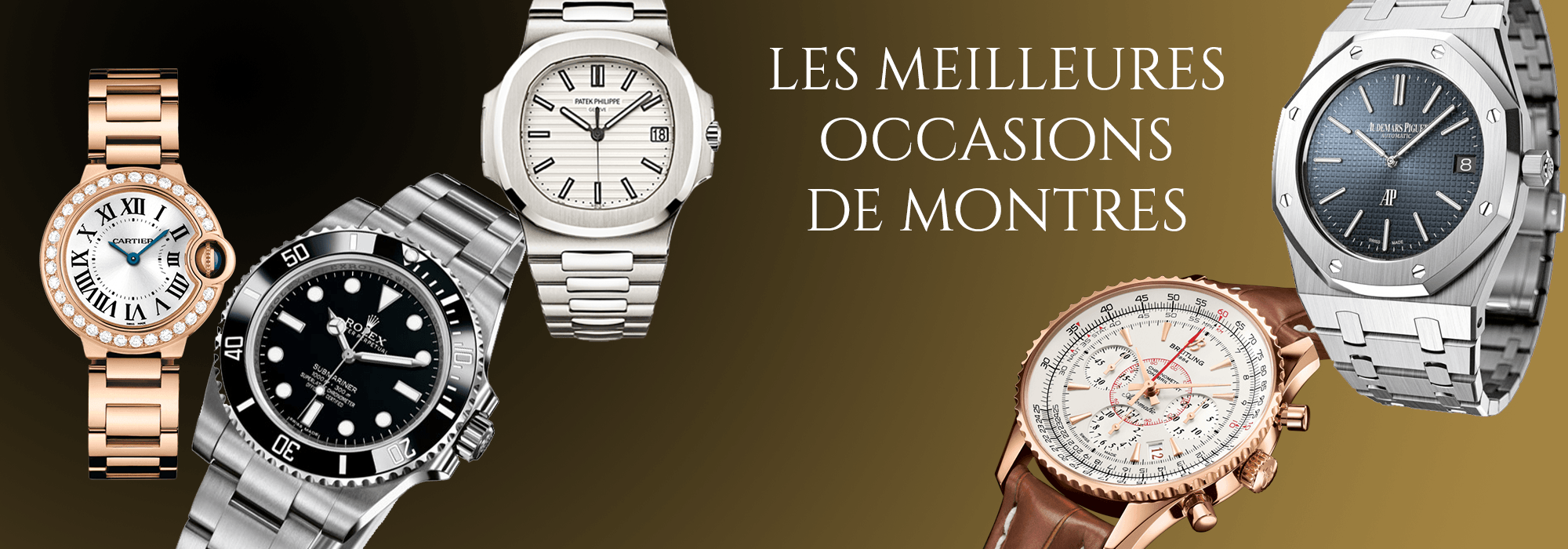 montre occasion nice